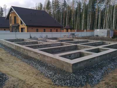 Топ 7 самых распространенных ошибок при строительстве фундамента дома