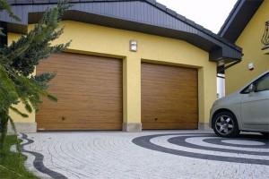Выбор гаражных ворот