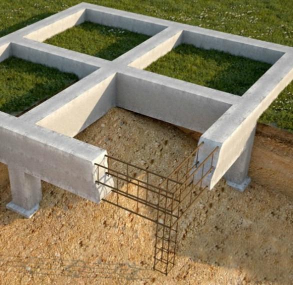 На какую глубину закладывать фундамент?