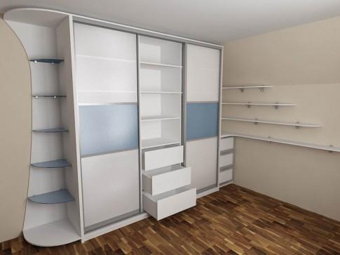 Как правильно выбрать шкаф-купе
