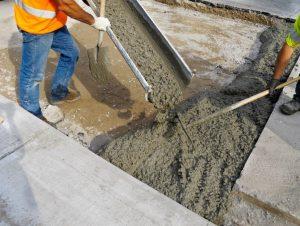 Тяжелый бетон и его применение