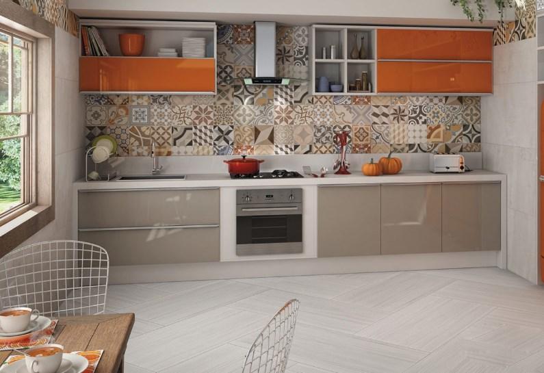 Кухонный фартук — это декоративный элемент
