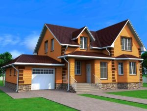 Строительство коттеджей : мой дом — моя крепость