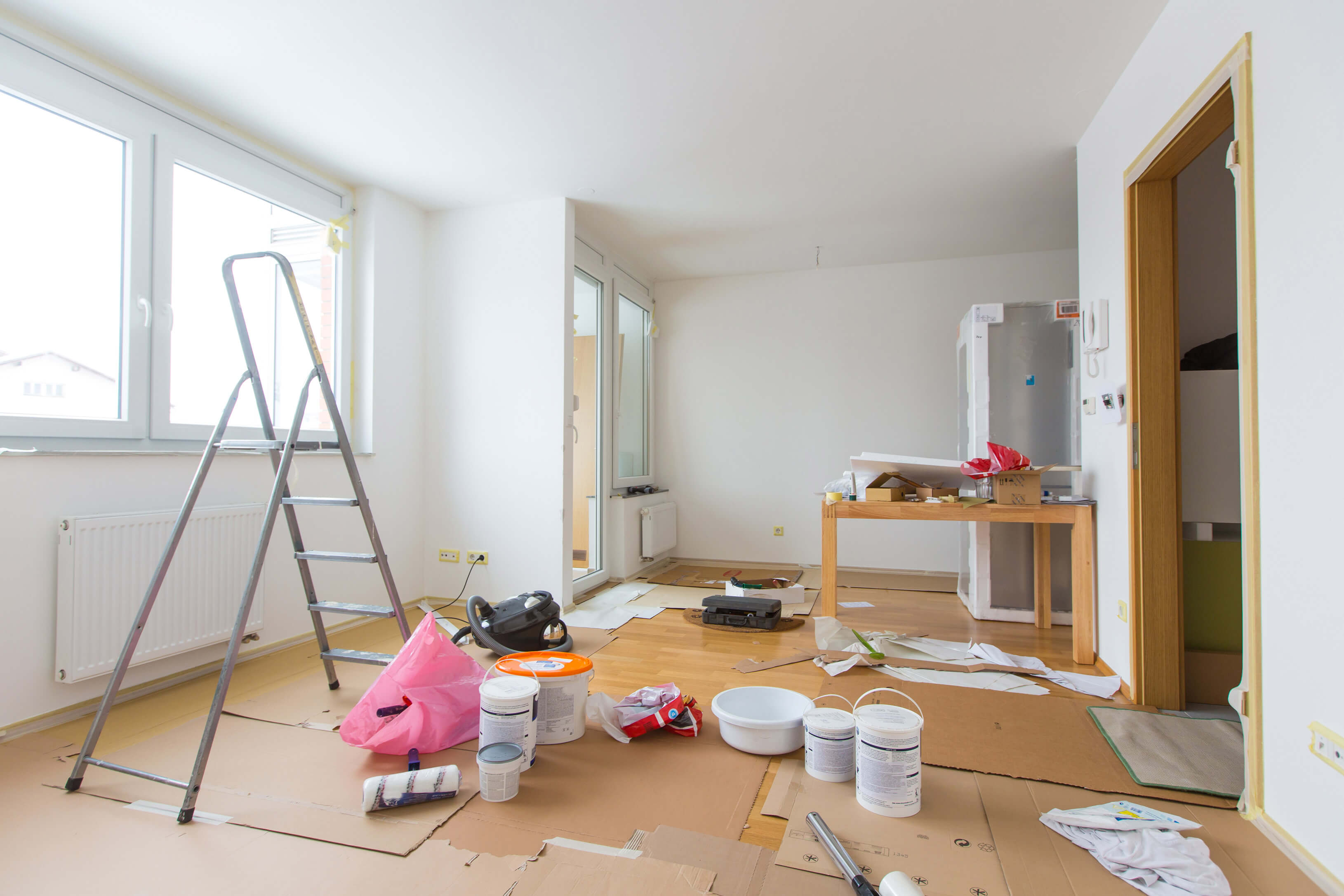 Комплексный, капитальный и косметический ремонт: в чем разница?