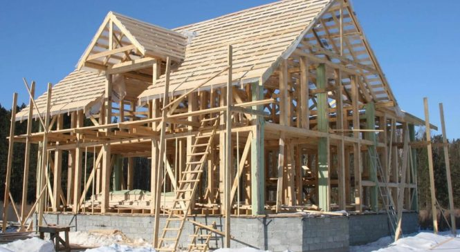 Хотите построить надежный каркасный дом? Наша команда с радостью поможет