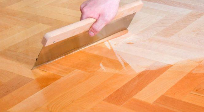 Что нельзя делать при нанесении масла на деревянную поверхность?