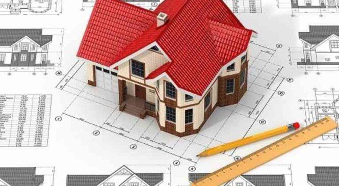 Проектирование интерьера в загородном доме