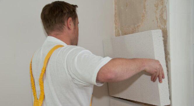 Защитите свою квартиру от холода с помощью наружного утепления стен