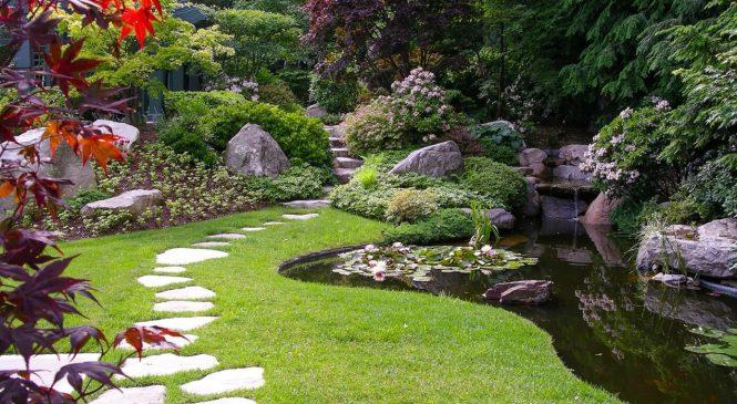 4 фактора в пользу услуг компании «Грин Гарт» по формированию стильного ландшафтного дизайна