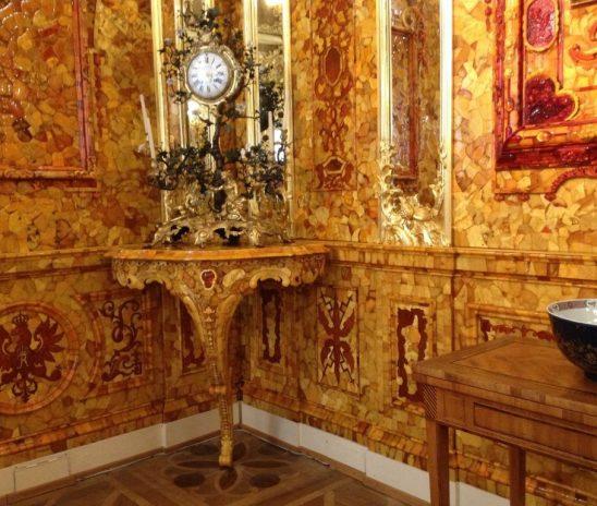 8 тематик для создания янтарных картин, которые используют мастера компании «Янтарная комната»